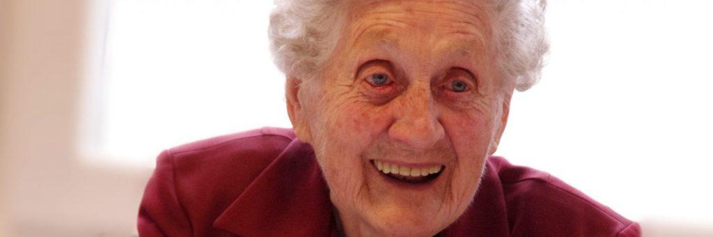 Oslava babičky Boženky