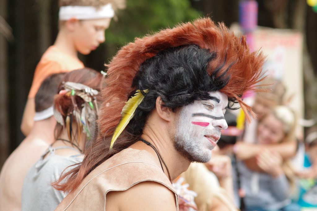Indiáni ze Severky